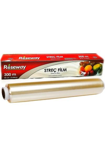 Roseway Streç Film 45 cm 300 metre 8 Micron