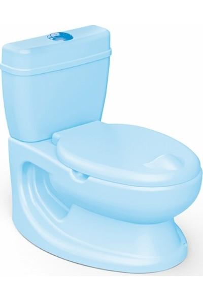 Dolu Eğitici Tuvaletim Mavi