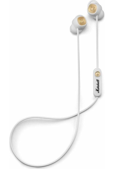 Marshall Minor II Bluetooth Kulakiçi Beyaz Kulaklık