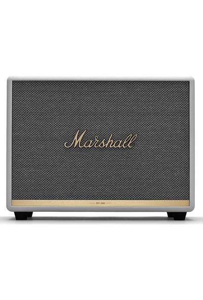 Marshall Woburn BT II Bluetooth Hoparlör Beyaz