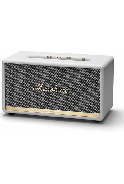 Marshall Stanmore BT II Bluetooth Hoparlör Beyaz