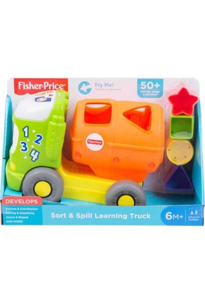 Fisher-Price Eğitici Sevimli Kamyon GFV45