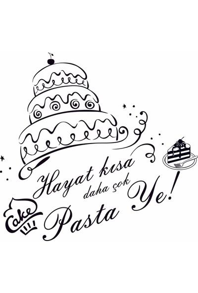 Bugico Design'dan En Tatlı Pasta Duvar Sticker