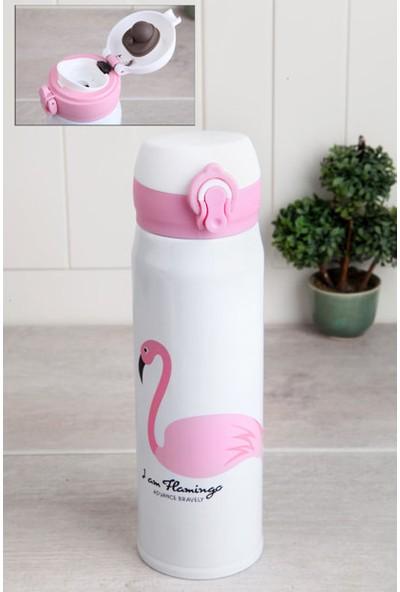 Chefplus Flamingolu Termos 500 ml