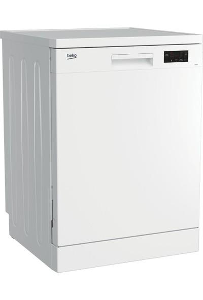 Beko Bm 4004 4 Program A+ Enerji 12 Kişilik Beyaz Bulaşık Makinesi