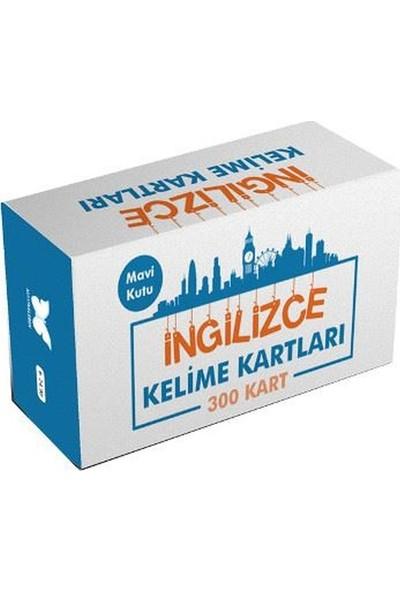 İngilizce Kelime Öğreten Kartlar 1. Kutu (Mavi Kutu)