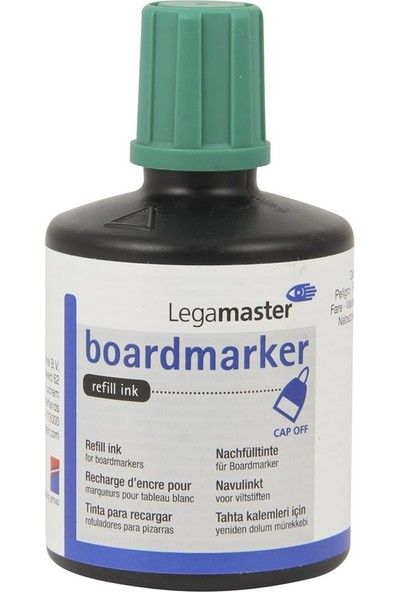 Lm 1199 Boardmarker Mürekkebi 100Ml Yeşil