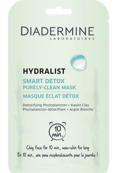 Diadermine Hydralist Smart Detox Maske