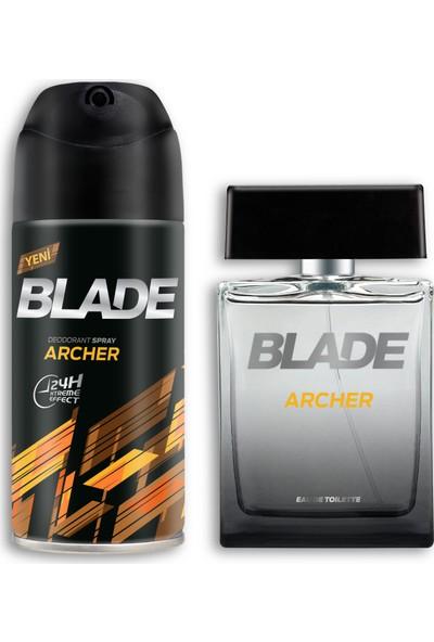 Blade Archer EDT Erkek Parfüm 100 ml & Deodorant 150 ml
