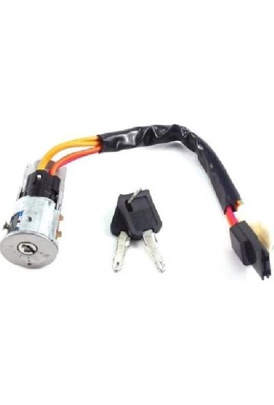 Hellux Renault Clio - R21 Kontak Anahtarları, Kilitleri Ve Termikleri