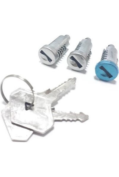 Hellux Renault R12 Kontak Anahtarları, Kilitleri Ve Termikleri