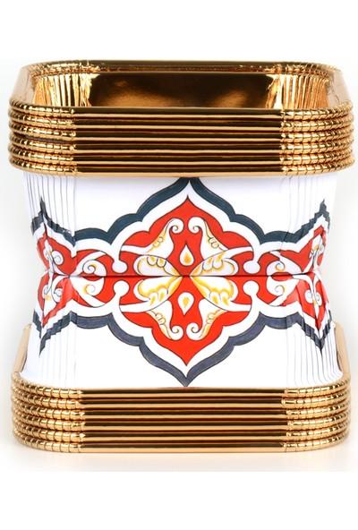 O'cup Yuvarlak Karton Fırın Kabı 300 ml