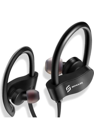 Schulzz Eva Bluetooth Kulaklık Hologramlı - Siyah