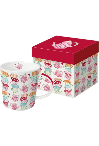 PaperProducts Design GMBH Pots Dots Porselen Kupa