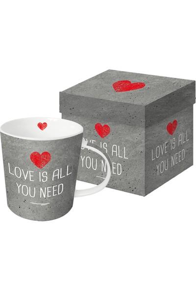 PaperProducts Design GMBH Need Love Porselen Kupa