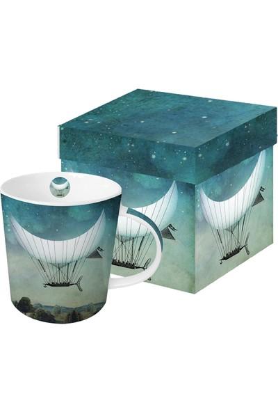 PaperProducts Design GMBH Moon Ship Porselen Kupa