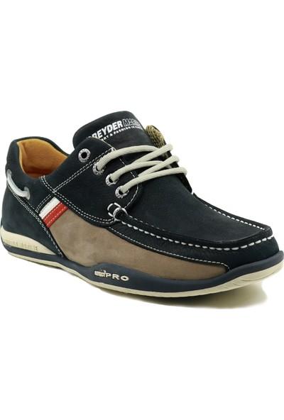 Greyder 00106 Hakiki Deri Marine Erkek Ayakkabı
