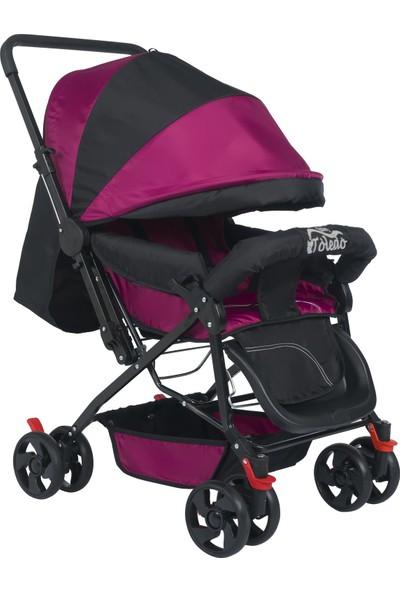 Toledo Çift Yönlü Bebek Arabası - Tam Yatarlı