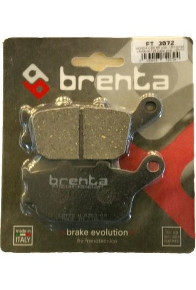 Honda CBF 600 F Disk Brenta Fren Arka Balata (2004-2012)