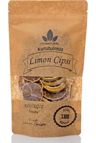 Pronatural Kurutulmuş Limon Cipsi 50 gr