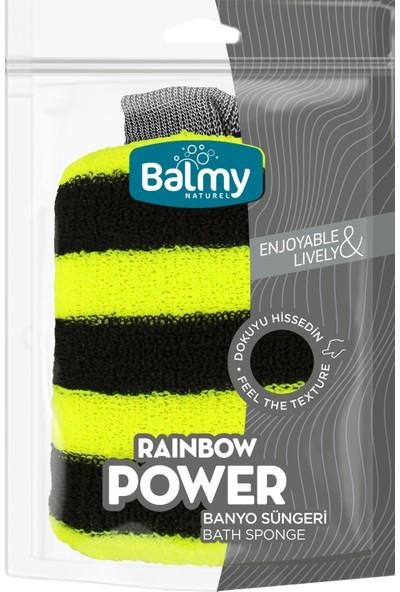 Balmy Naturel Power Sponge Banyo Süngeri