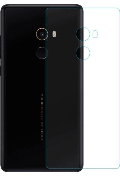 Microsonic Xiaomi Mi Mix 2 Arka Nano Cam Ekran Koruyucu