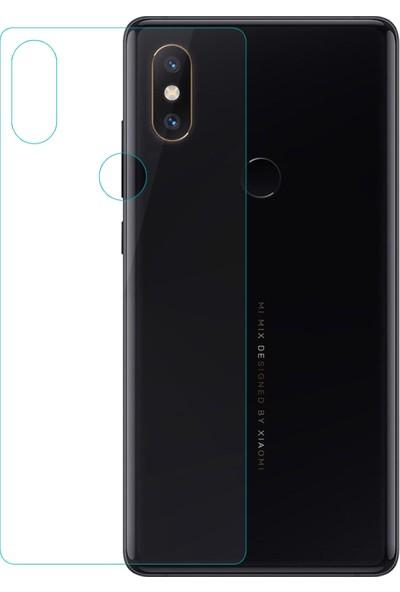 Microsonic Xiaomi Mi Mix 2S Arka Nano Cam Ekran Koruyucu