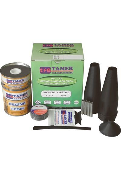 Tamer Reçineli Ek Muf (3X25+16)