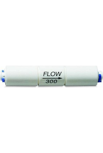 Ars Su Arıtma Cıhazı Atık Su Kısıcı, 300 Cc Flow, Restrictor Quick Bağlantı