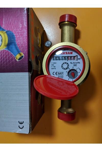 Teksan Sıcak Su Sayacı Ev Tipi
