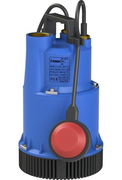 Sumak Sdf13 Drenaj Dalgıç Pompa Monofaze (220V) 1.3 Hp
