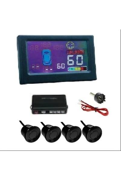 Autoware Park Sensörü Türkçe Sesli