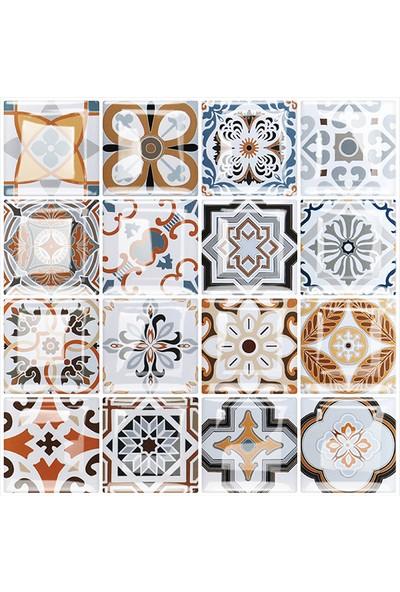 Bellagente Kendinden Yapışkanlı Epoksi Sticker Duvar Pneli (2 adet 0,13m2)