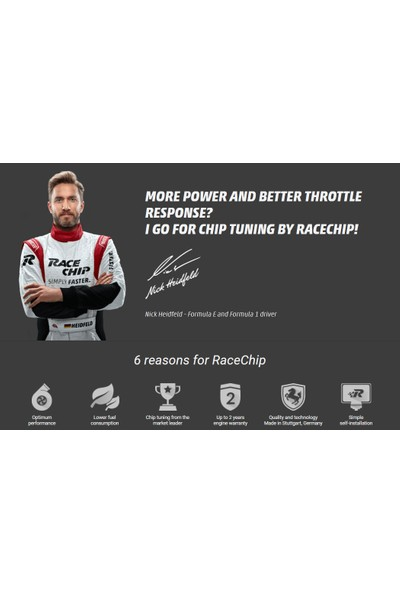 Race Chip GTS Mercedes-Benz C-Serisi (W/S/C204) (2007 - 2015) C 350 CDI (231 HP/ 170 kW) için Profesyonel Digital Power Box Chip Tuning Seti