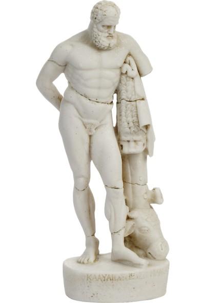 Müzedenal Antalya Herkul Heykeli 18 CM