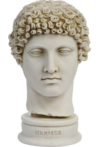 Müzedenal Hermes Heykeli Side 21 CM