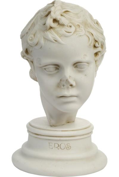 Müzedenal Efes Eros Heykeli 21 CM