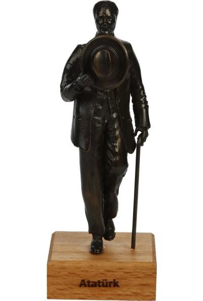 Müzedenal Atatürk Heykeli 13 cm