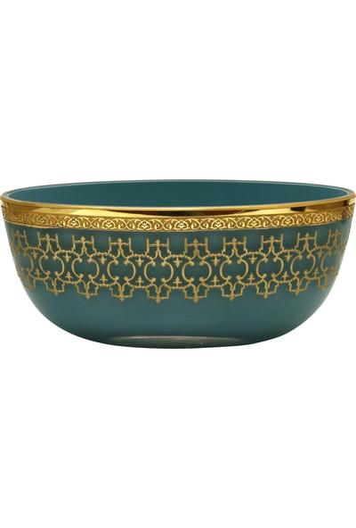 Müzedenal Kadife Kutulu Gondol Latis-İ Harem Koleksiyonu 20 CM