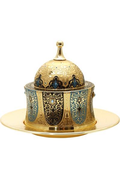 Müzedenal Kubbe Lokumluk Haseki Sultan Koleksiyonu 20 CM