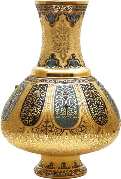 Müzedenal Vazo Haseki Sultan Koleksiyonu 32 CM
