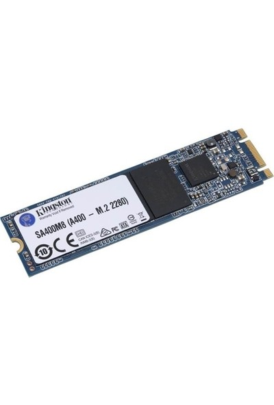 Kingston A400 SSDNow 240GB 500MB-350MB/s M.2 Sata SSD SA400M8/240G
