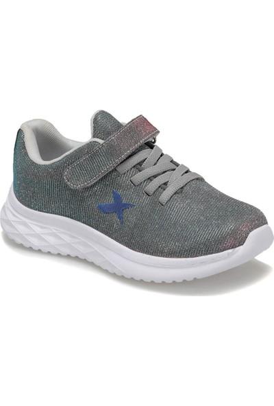 Kinetix Verna Gümüş Kız Çocuk Yürüyüş Ayakkabısı