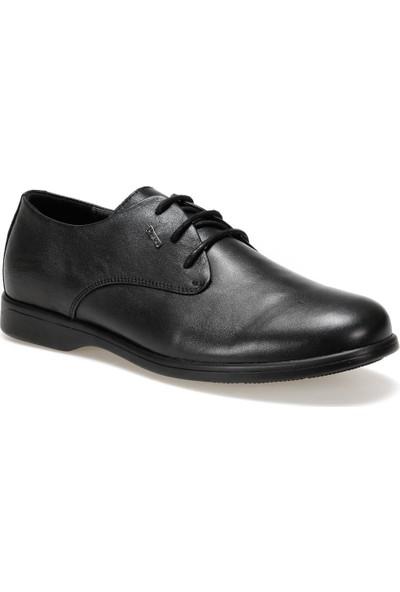 Polaris 5 Nokta 91.100516.M Siyah Erkek Deri Klasik Ayakkabı