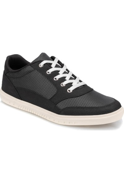 Polaris 91.356064.M Siyah Erkek Sneaker Ayakkabı
