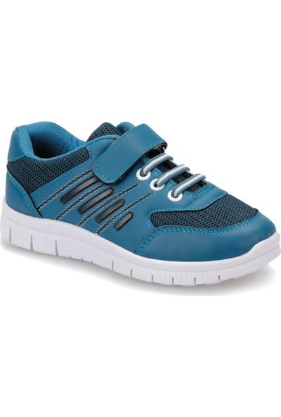 I Cool Mbappe Petrol Erkek Çocuk Sneaker Ayakkabı