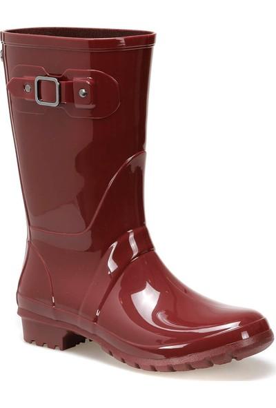 İgor Igor W10133 Mini Glow Bordo Kadın Çizme