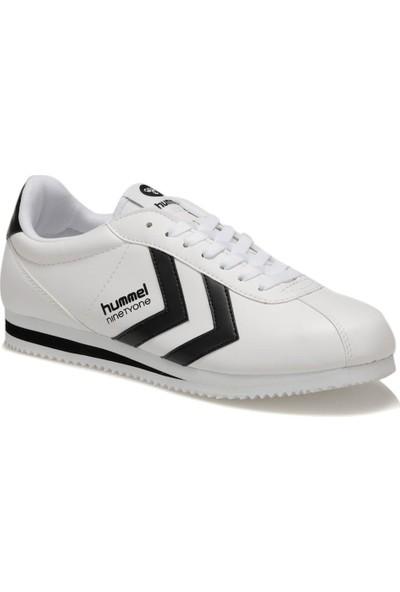 Hummel ninetyone Lifestyl Beyaz Siyah Erkek Sneaker Ayakkabı