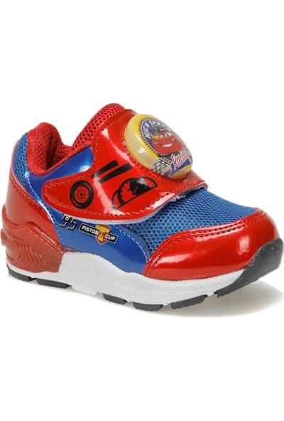 Disney Cars 91.Jacki.B Mavi Erkek Çocuk Spor Ayakkabı
