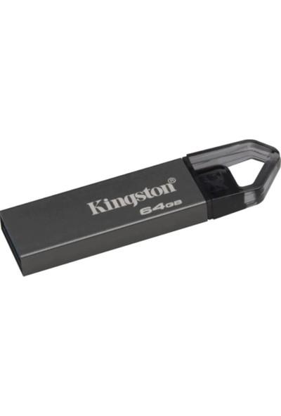 Kingston DTMiniRx 64GB USB 3.1 USB Bellek (DTMRX/64GB)